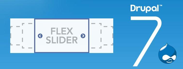 Как установить модули views slideshow и flexslider для Drupal